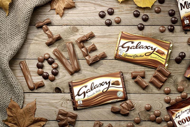 Galaxy Chocolate Cheesecake Garden Square Shopping Centre