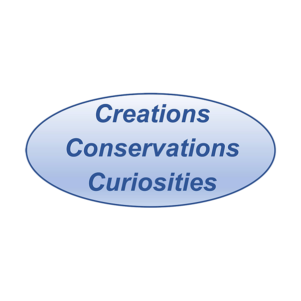 Creations Conservations Curiosities